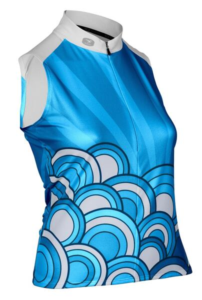 Sugoi Women's Indie Sleeveless Cycling Jersey