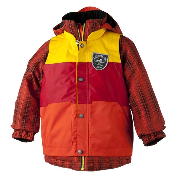 Obermeyer Toddler Boy's Slopestyle Insulated Jacket