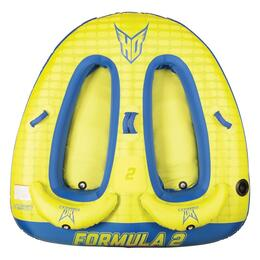 HO Sports Formula 2 Person Towable Tube '15