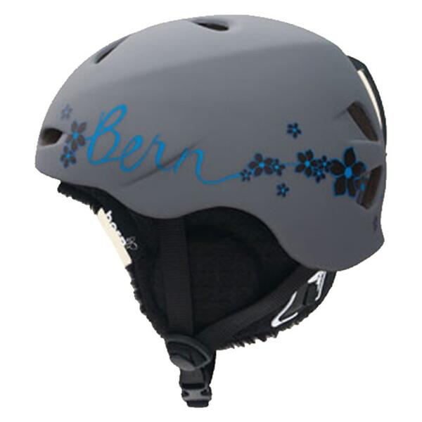 Bern Women's Berkeley Audio Snowsports Helmet