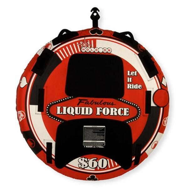 Liquid Force Let It Ride 60 Inflatable Tube