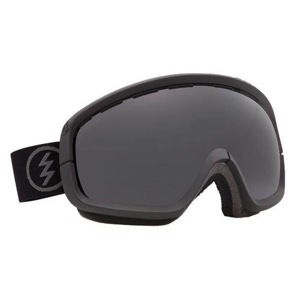 Electric EGB2s Snow Goggles with Jet Black Lens
