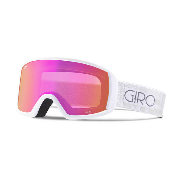 Giro Women's Gaze Snow Goggles With Amber P