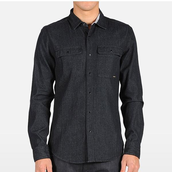 Volcom Men's Ronson Long Sleeveshirt