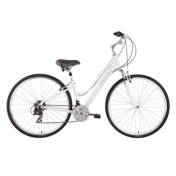 Del Sol Women's LXi 7.1 ST Luxury Hybrid Bike '14