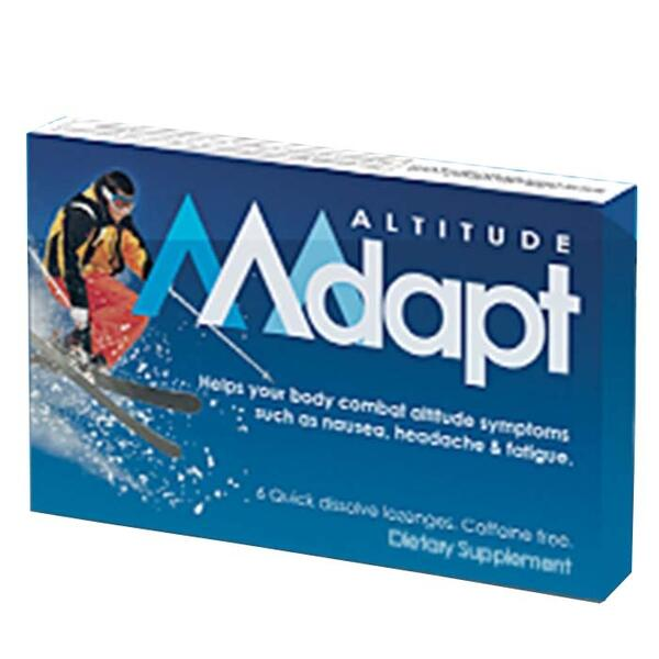 Neogenis Labs Altitude Adapt Oxygen Booster Tablets
