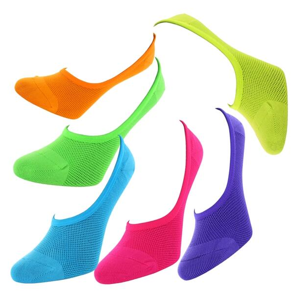 Sofsole Women's Allsport Lite Footies 6pk Multi Sport Socks