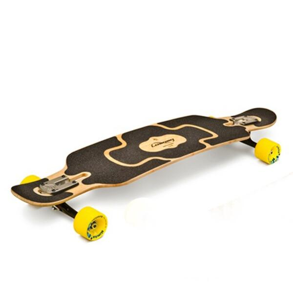 Loaded Boards Tan Tien Flex 2 Complete Longboard