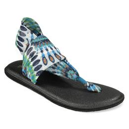 Sanuk Women's Yoga Sling 2 Prints Casual Sandals