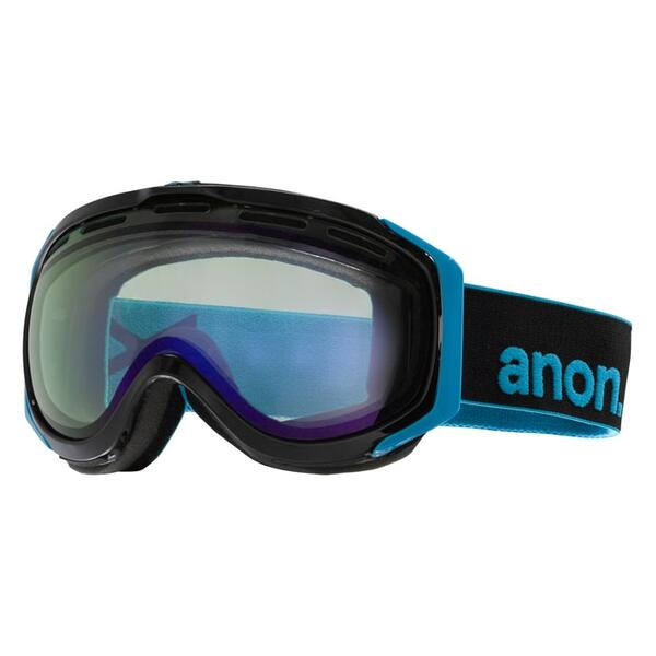 Anon Men's Hawkeye Goggles with Blue Lagoon Lens