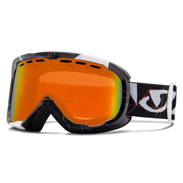 Giro Focus Goggles with Persimmon Blaze Lens