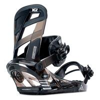 K2 Snowboarding Men's Hurrithane Snowboard Bindings '16