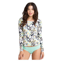 Billabong Women's Totally 80s Rashguard