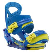Burton Youth Mission Smalls Snowboard Bindings '15