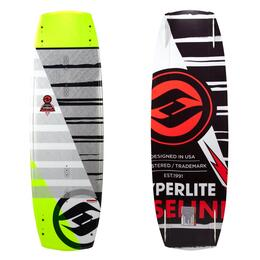 Hyperlite Men's Baseline Wakeboard with Team OT Bindings '15