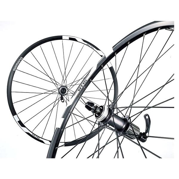 Shimano WH-MT15 Center Lock Disc QR MTB Wheelset