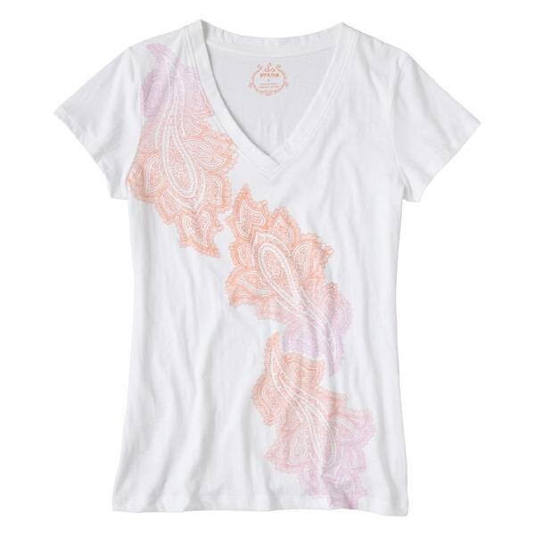 Prana Women's Spirit Fair Trade V-Neck Tee