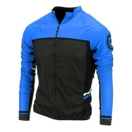 Canari Men's Saturn Long Sleeve Cycling Jersey