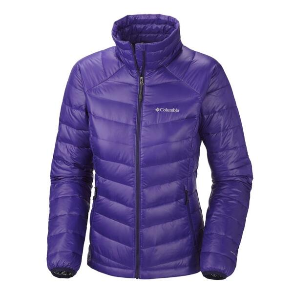 Columbia Sportswear Women's Platinum 860 Turbodown Jacket