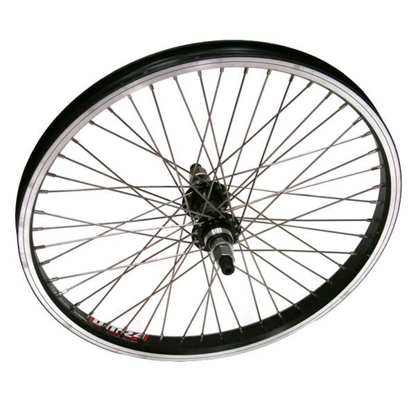 Haro Nyquist Three 14mm 48H Rear BMX Wheel