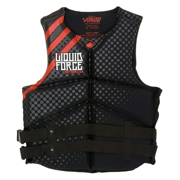 Liquid Force Men's Watson USCGA Wakeboard Vest