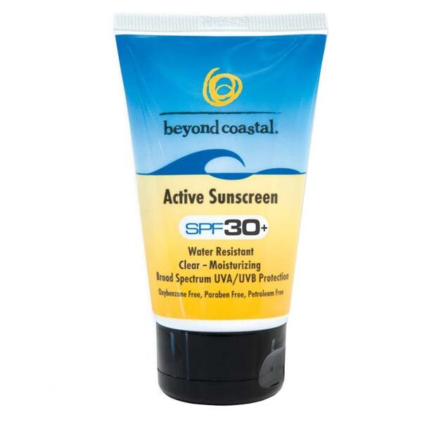 Beyond Coastal Active Sunscreen Spf 30
