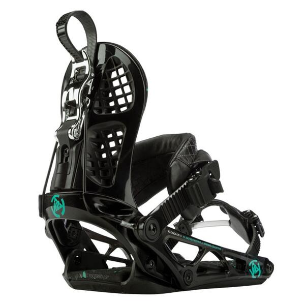 K2 Men's Cinch CTS Snowboard Bindings '12