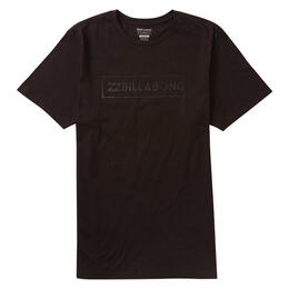 Billabong Men's Unity Push-thru Tee Shirt