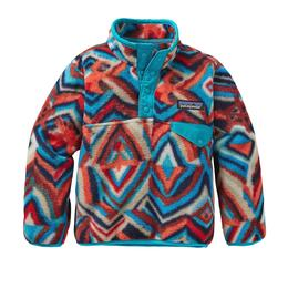 Patagonia Toddler Boy's Synchilla Snap-t Pu