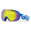 Giro Onset Snow Goggles With Amber Scarlet