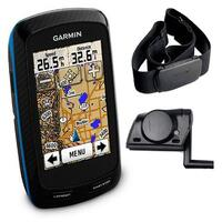 Garmin Edge 800 GPS Cycling Computer Performance and Navigation Bundle