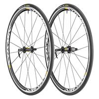 Mavic Cosmic Elite S Clincher Road Bike Wheelset and Tire System '14