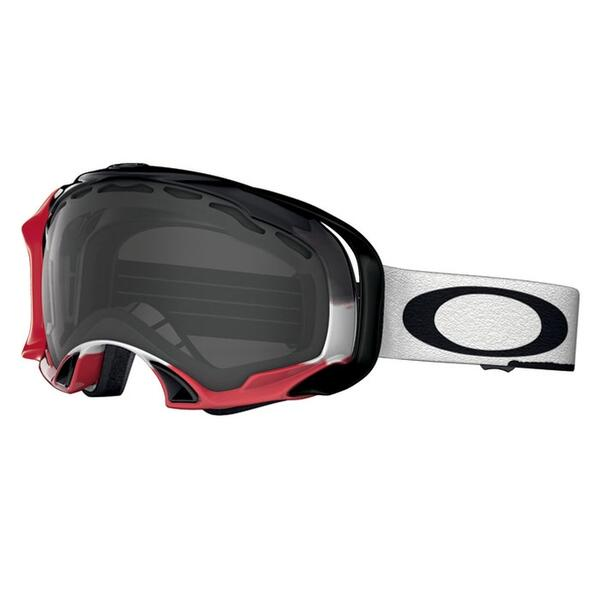 Oakley Splice Simon Dumont Goggles with Dark Grey Lens