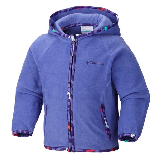 Columbia Sportswear Toddler Girl's Fast Trek Fleece Hoody