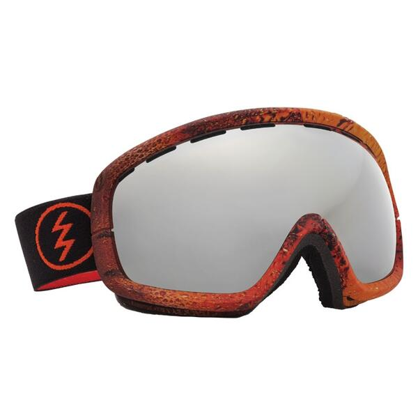 Electric EGB2s Pat Moore Goggles with Bronze/Silver Chrome Lens