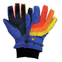 Neff Women's Rainbow Gloves
