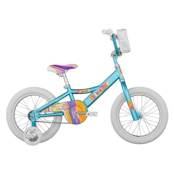 "Diamond Back Toddler Girl's Mini Impression 16"" Sidewalk Bike '13"
