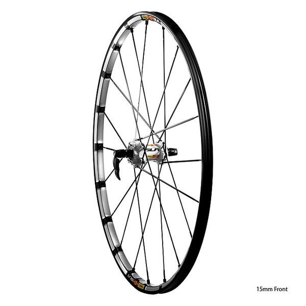 Mavic Crossmax SLR 29 Tubeless Disc 6 Bolt MTB Wheelset