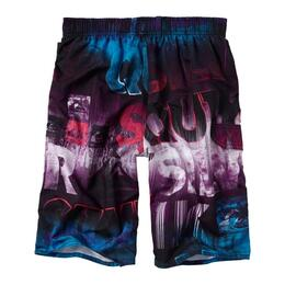 Quiksilver R3020 Boy's Good Day Volley Shorts