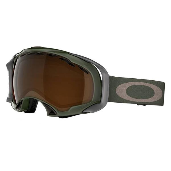Oakley Splice Snow Goggles with Black Iridium Lens