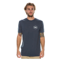 RVCA Men's Municipal Power T-Shirt