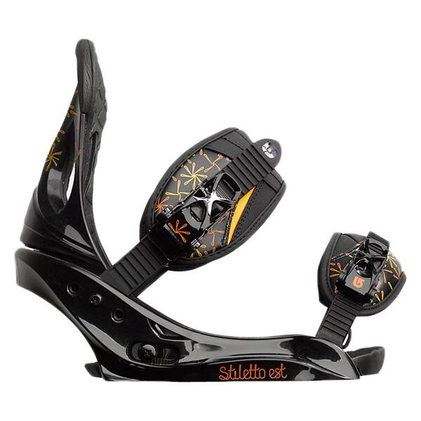 Burton Women's Stiletto EST Snowboard Bindings '13