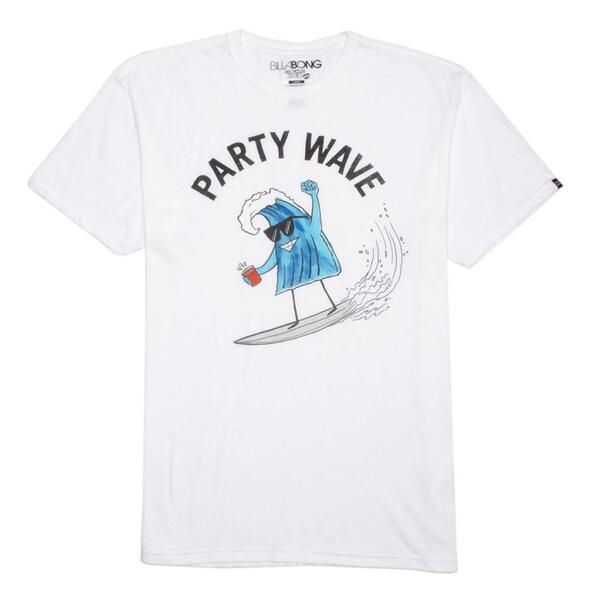 Billabong Men's Party Surf Tee