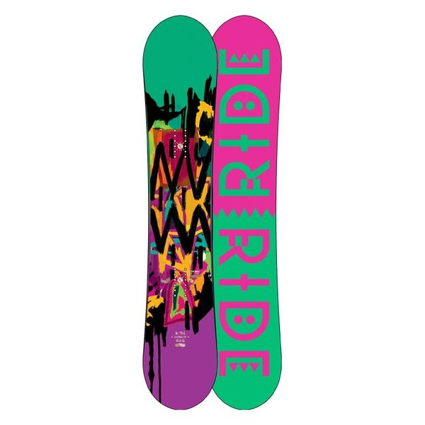 Ride Women's OMG All Mountain Snowboard '14