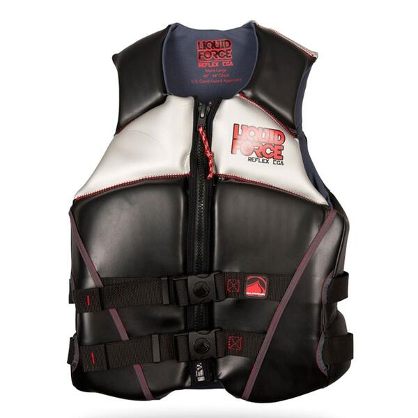 Liquid Force Men's Reflex Uscga Wakeboard Vest