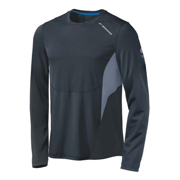 Brooks Men's Hvac Synergy LS Performance Top
