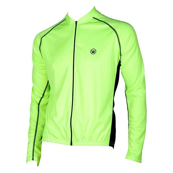 Canari Men's Flash Long Sleeve Cycling Jersey