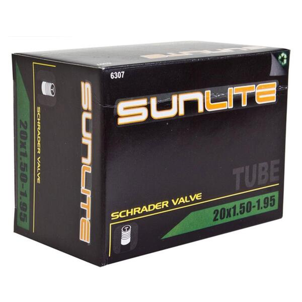 Sunlite Sv 20x1.5-1.95 (bmx) Bicycle Tube