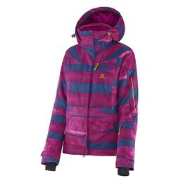 Salomon Women's Iceglory Insulated Jacket