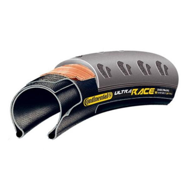 Continental Ultra Race Folding Race Tire 700x23c
